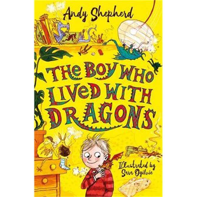 The Boy Who Lived with Dragons (The Boy Who Grew Dragons 2) (Paperback) - Andy Shepherd
