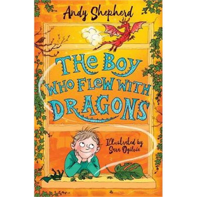 The Boy Who Flew with Dragons (The Boy Who Grew Dragons 3) (Paperback) - Andy Shepherd
