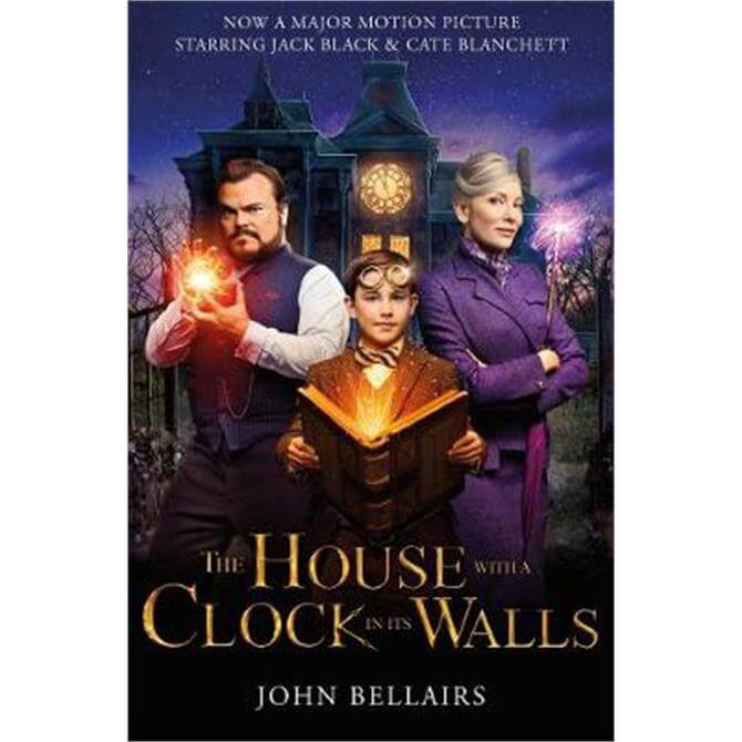 The House With a Clock in Its Walls (Paperback) - John Bellairs