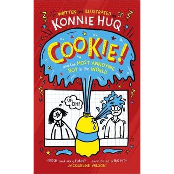 Cookie! (Book 1) (Paperback) - Konnie Huq