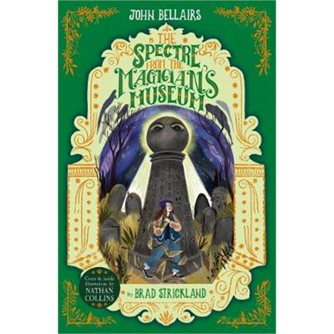 The Spectre From the Magician's Museum - The House With a Clock in Its Walls 7 (Paperback) - John Bellairs