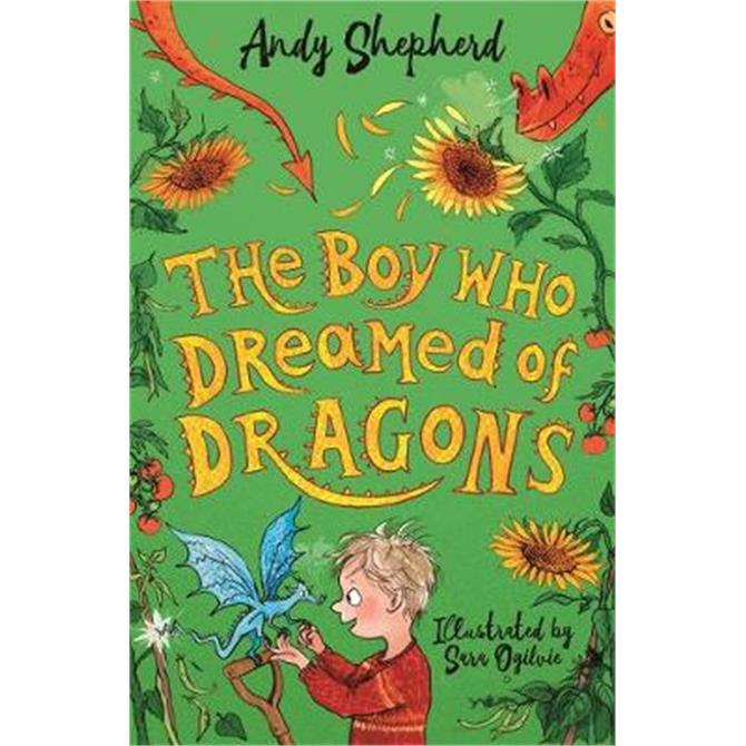 The Boy Who Dreamed of Dragons (The Boy Who Grew Dragons 4) (Paperback) - Andy Shepherd