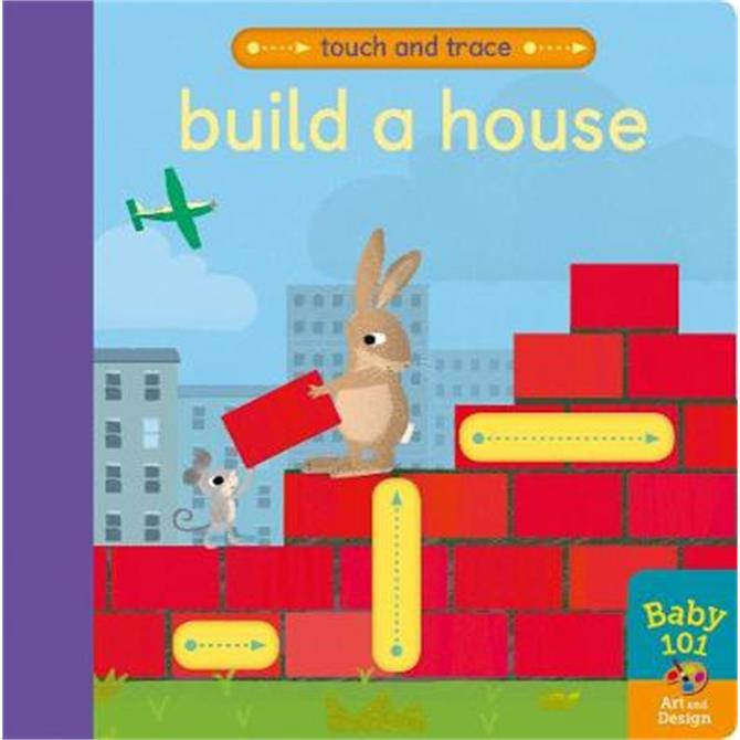 Build a House - Patricia Hegarty