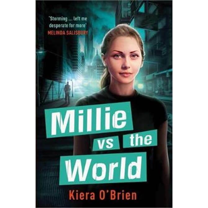 Millie vs the Machines (Paperback) - Kiera O'Brien