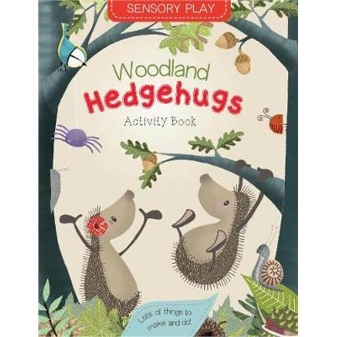 Woodland Hedgehugs Activity Book (Paperback) - Lucy Tapper