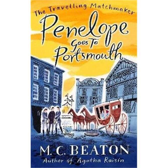 Penelope Goes to Portsmouth (Paperback) - M.C. Beaton