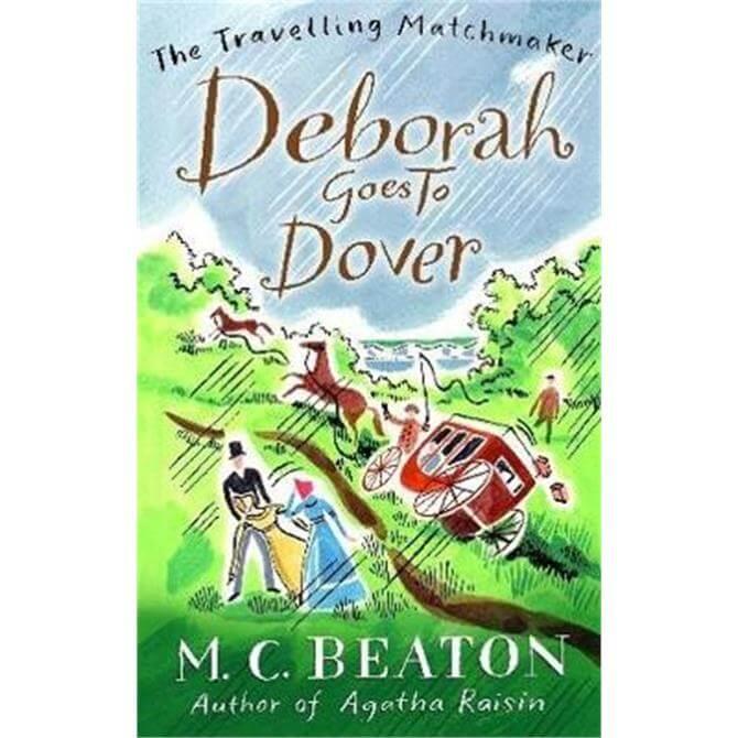 Deborah Goes to Dover (Paperback) - M.C. Beaton