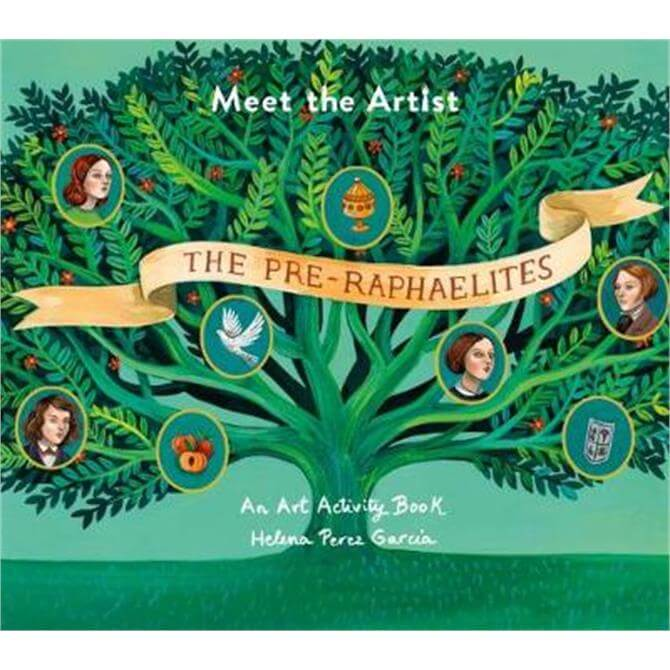 Meet The Artist (Paperback) - Helena Perez Garcia