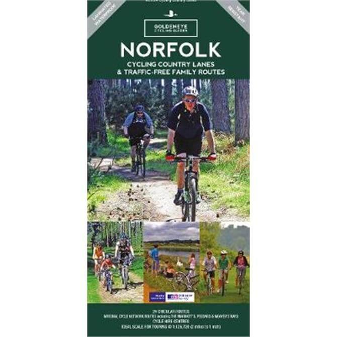 Norfolk Cycling Country Lanes (Paperback) - Ken Baldwin
