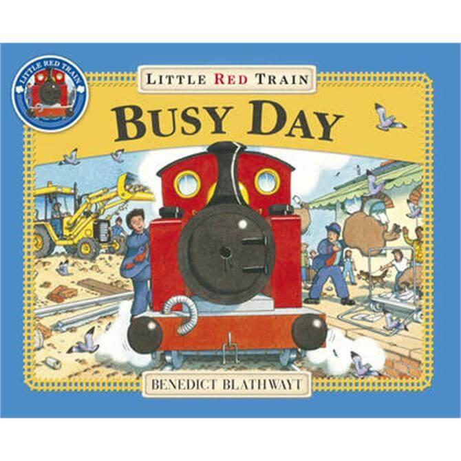 Little Red Train (Paperback) - Benedict Blathwayt