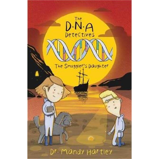 The DNA Detectives The Smuggler's Daughter (Paperback) - Mandy Hartley