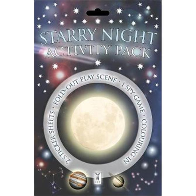 Starry Night Activity Pack - Andrea Pinnington