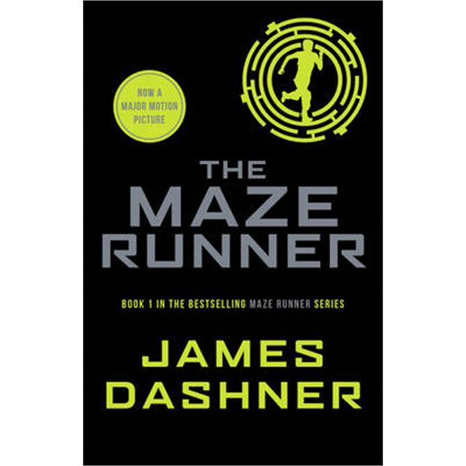 The Maze Runner (Paperback) - James Dashner