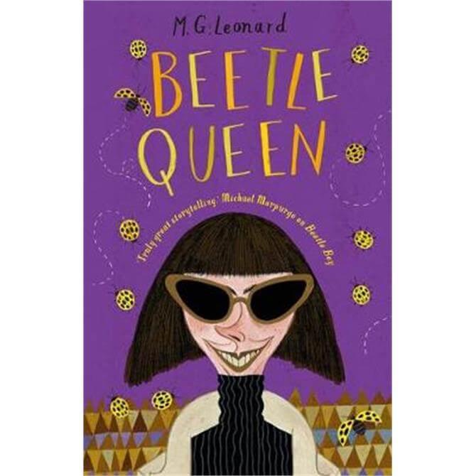 Beetle Queen (Paperback) - M.G. Leonard