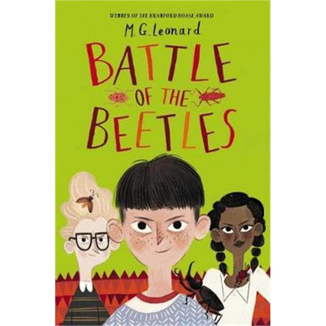 Battle of the Beetles (Paperback) - M.G. Leonard