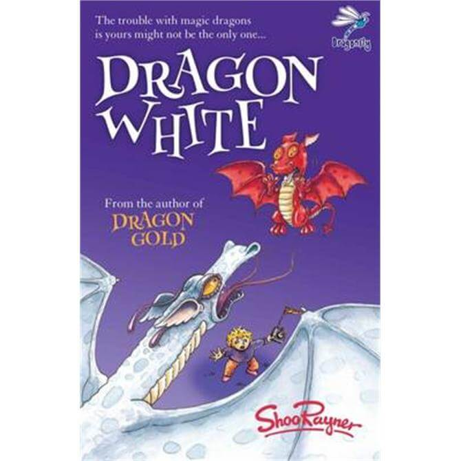 Dragon White (Paperback) - Shoo Rayner