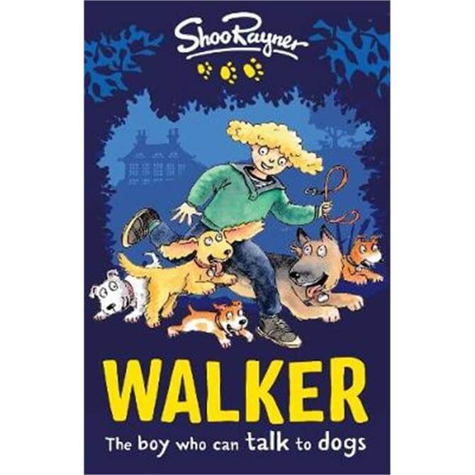Walker (Paperback) - Shoo Rayner