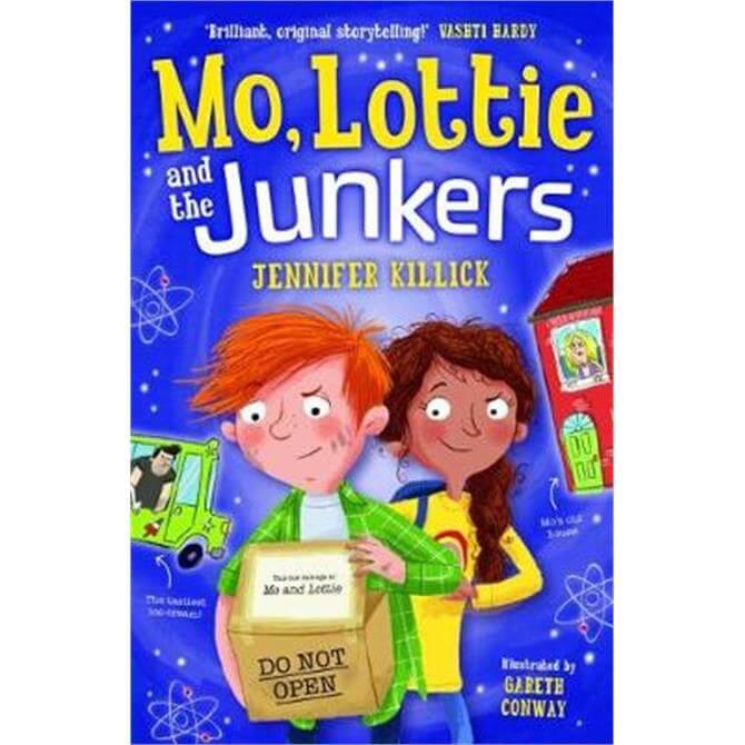 Mo, Lottie and the Junkers (Paperback) - Jennifer Killick