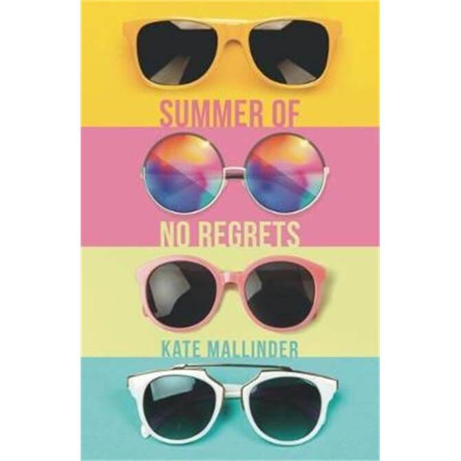 Summer of No Regrets (Paperback) - Kate Mallinder