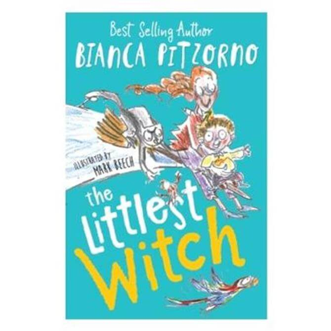 The Littlest Witch (Paperback) - Bianca Pitzorno