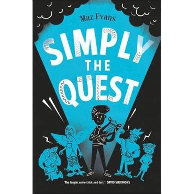 Simply the Quest (Paperback) - Maz Evans