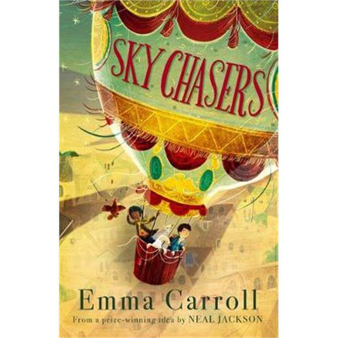 Sky Chasers (Paperback) - Emma Carroll