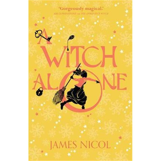 A Witch Alone (Paperback) - James Nicol