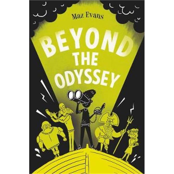 Beyond the Odyssey (Paperback) - Maz Evans