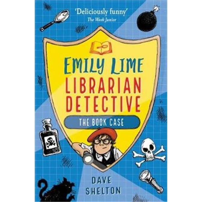 Emily Lime - Librarian Detective (Paperback) - Dave Shelton