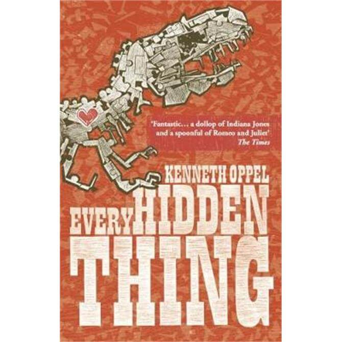 Every Hidden Thing (Paperback) - Kenneth Oppel