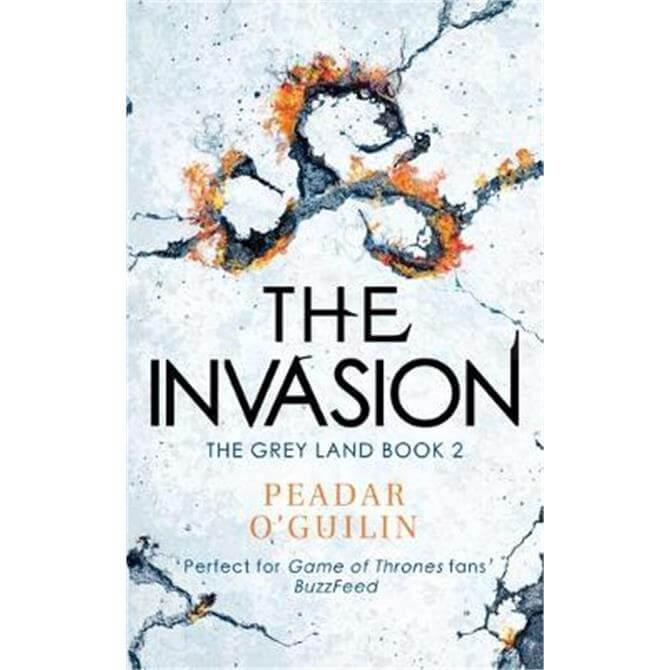 The Invasion (Paperback) - Peadar O'Guilin