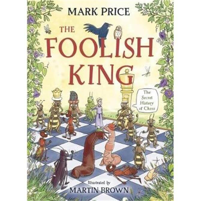 The Foolish King (Paperback) - Mark Price