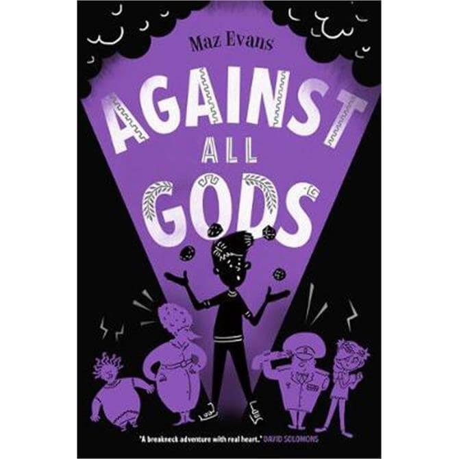 Against All Gods (Paperback) - Maz Evans