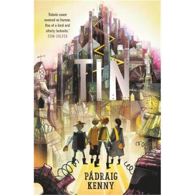 Tin (Paperback) - P draig Kenny