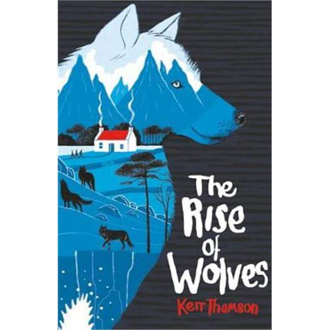 The Rise of Wolves (Paperback) - Kerr Thomson
