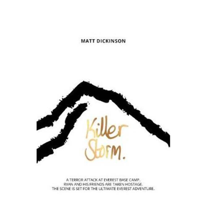 Killer Storm (Paperback) - Matt Dickinson