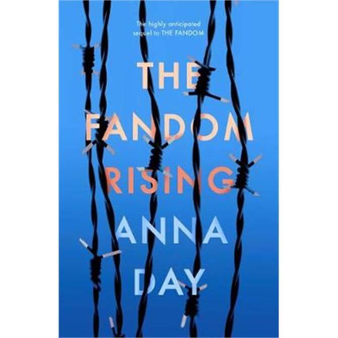 The Fandom Rising (Paperback) - Anna Day