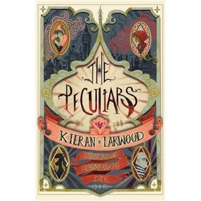 The Peculiars (Paperback) - Kieran Larwood