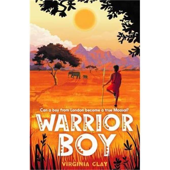 Warrior Boy (Paperback) - Virginia Clay