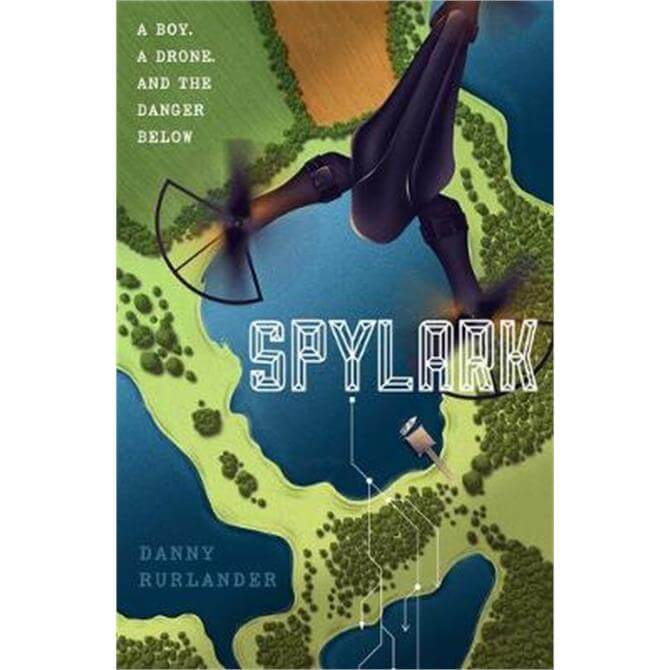 Spylark (Paperback) - Danny Rurlander