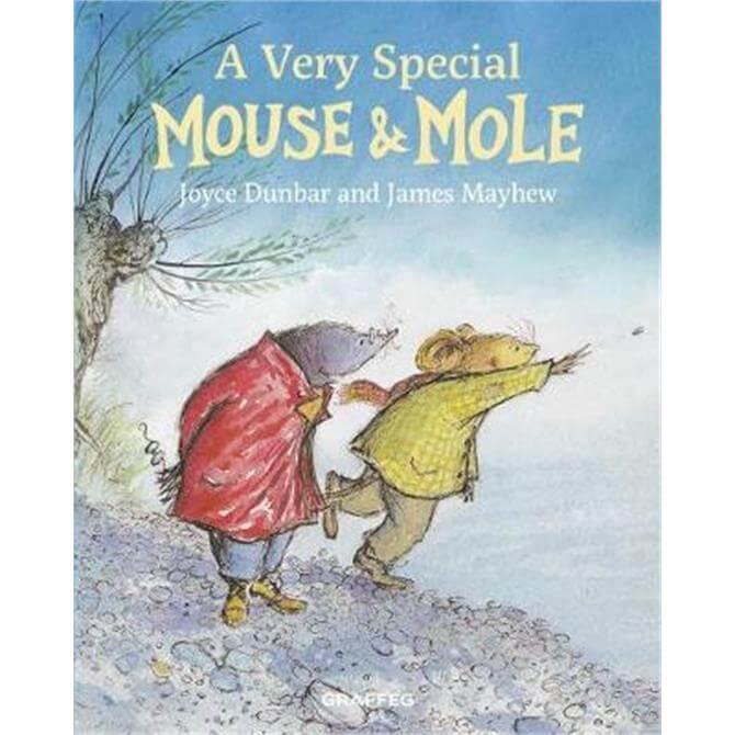 A Very Special Mouse and Mole (Hardback) - Joyce Dunbar