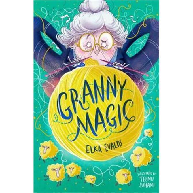 Granny Magic (Paperback) - Elka Evalds