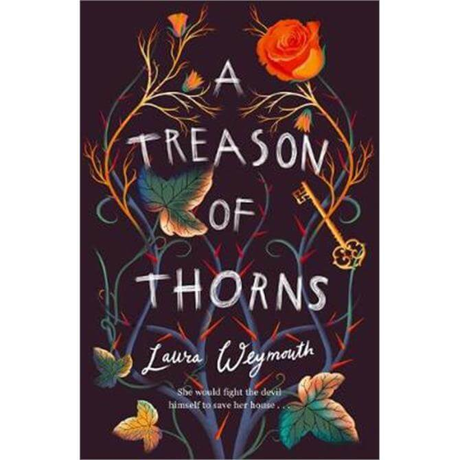A Treason of Thorns (Paperback) - Laura Weymouth