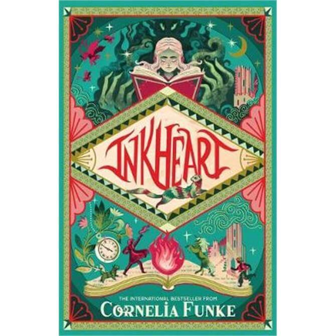 Inkheart (2020 reissue) (Paperback) - Cornelia Funke