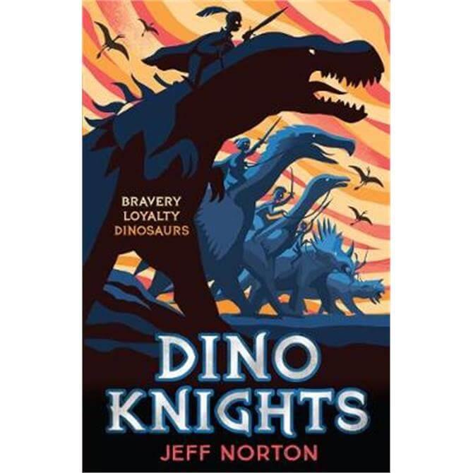 Dino Knights (Paperback) - Jeff Norton