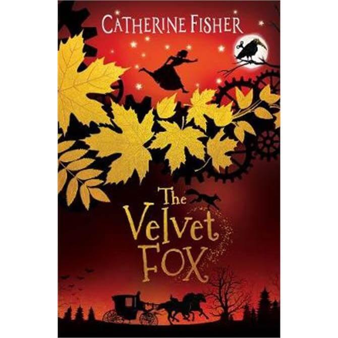 The Velvet Fox (Paperback) - Catherine Fisher