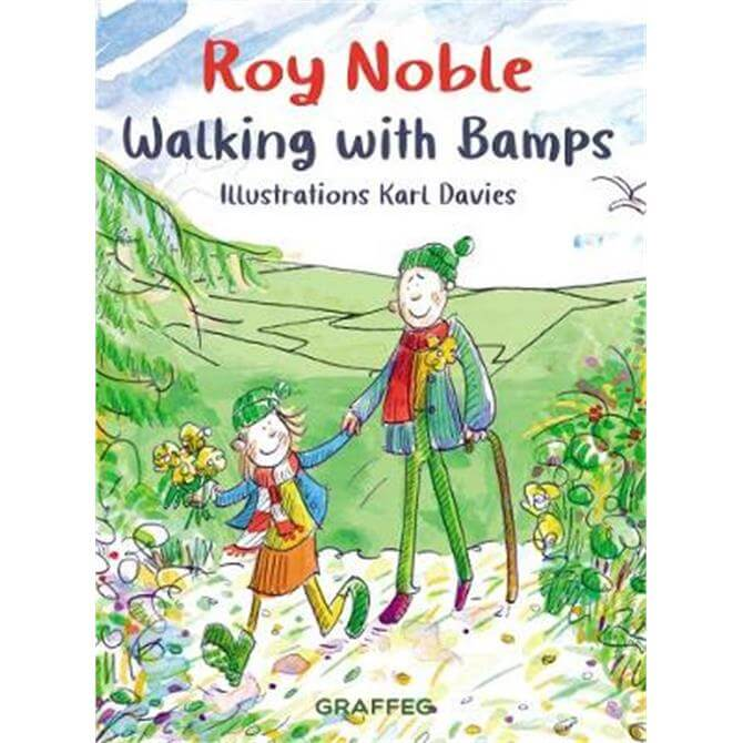 Walking with Bamps (Paperback) - Roy Noble
