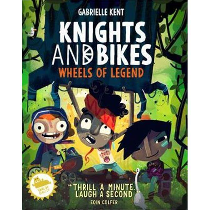 Knights and Bikes (Paperback) - Gabrielle Kent