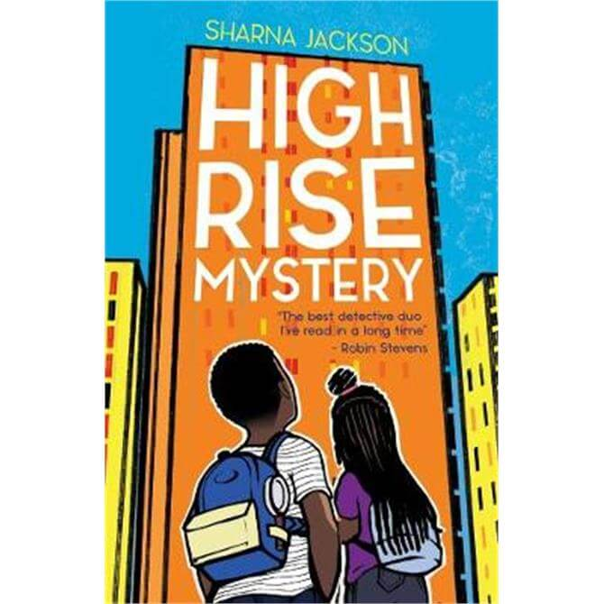 High-Rise Mystery (Paperback) - Sharna Jackson