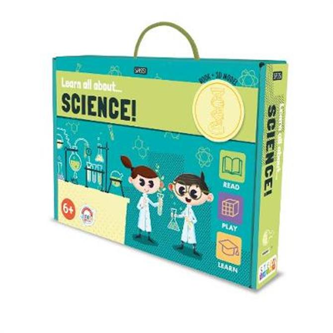 Learn All About... Science! (Hardback) - Gioia Alfonsi